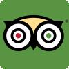 tripadvisor icon button