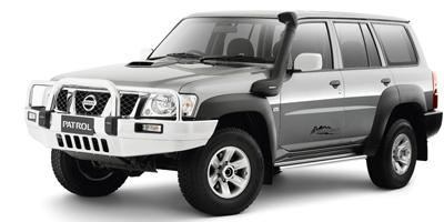 Nissan Patrol available at Avis Haiti