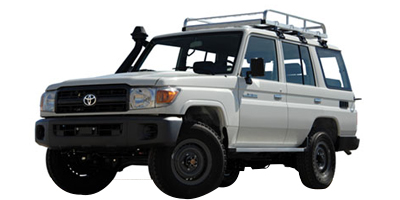 Toyota Land Cruiser LC73 now available at Avis Haiti