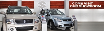 Caribe Motors Haiti Showroom