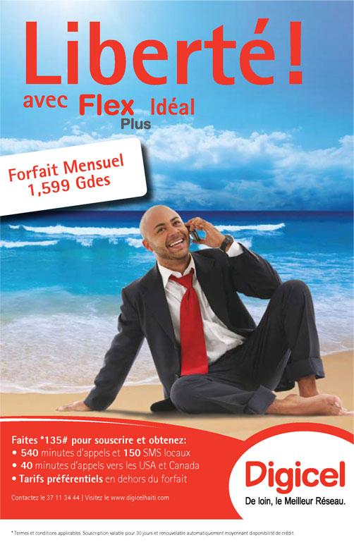Liberte avec Flex Ideal Plus
