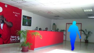 Inside Digicel Haiti Headquarters at Turgeau
