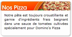 Nos Pizza Domino's Pizza Haiti