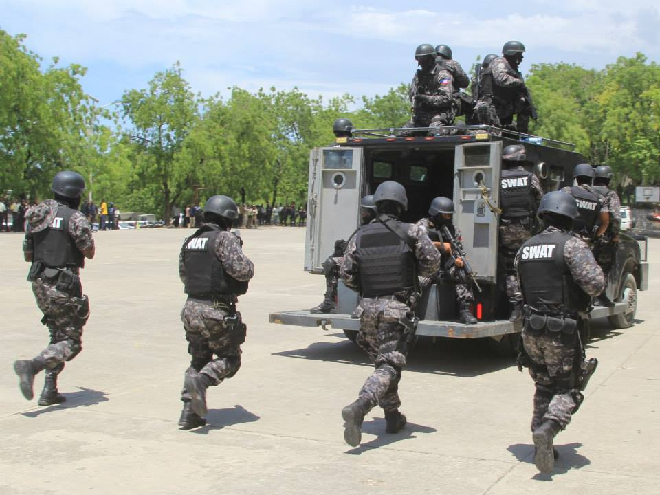 Image result for Haiti National Police