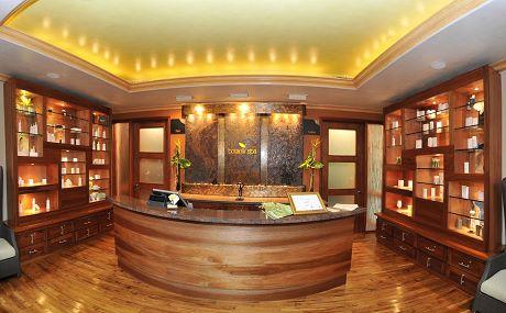 Botanik Spa at the Karibe Hotel
