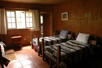 bedroom at ranch le montcel haiti