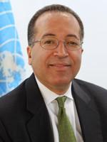 Carl Alexandre, Représentant spécial adjoint Secrétaire général
