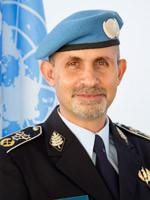 Luis Miguel Carrilho, Commissaire de Police