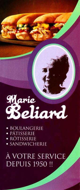 Patisserie Marie Beliard