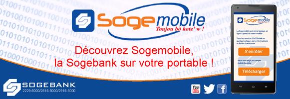 Sogemobile - La Sogebank sur votre portable