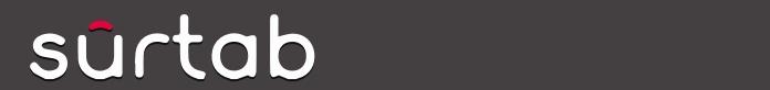 Surtab header logo