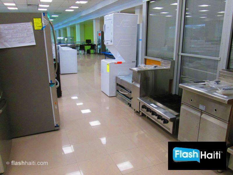 Valerio canez haiti department store home appliances for Meuble casami haiti