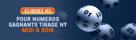 Resultat Loto New York