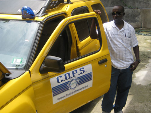 Caribbean Organisation Protection Services (COPS)