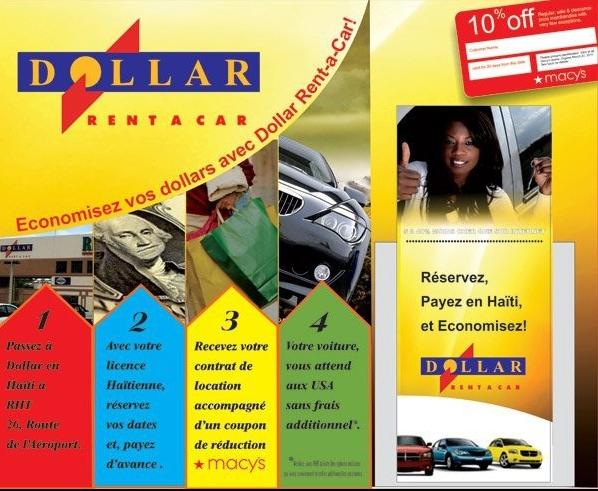 Dollar Rent A Car (RHT Plaza S.A.)