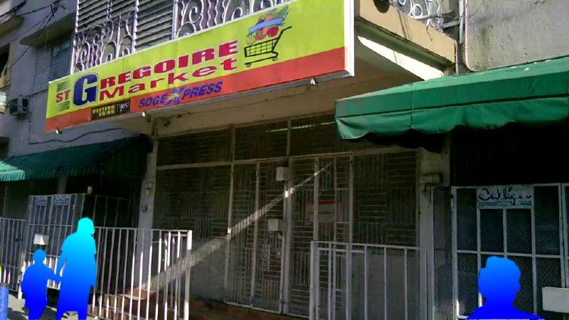 Saint-Gregoire Market