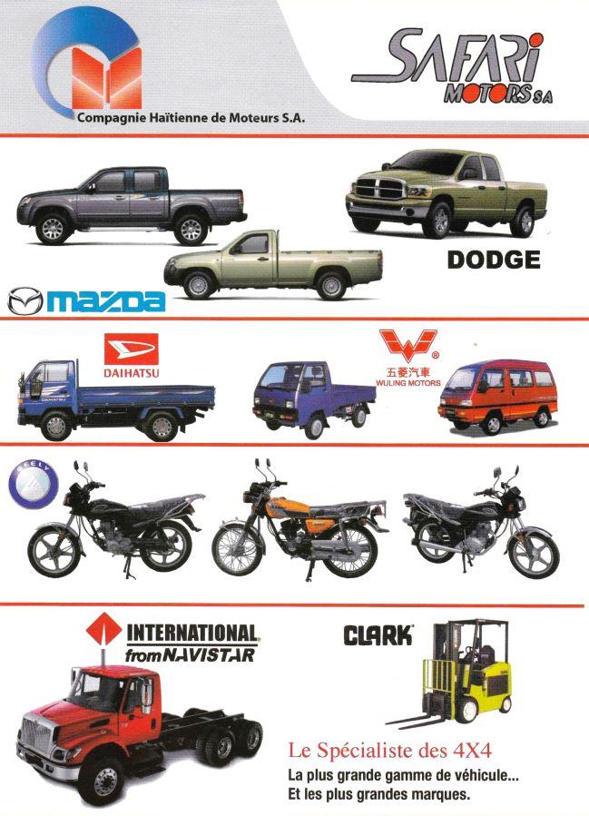 Safari Motors