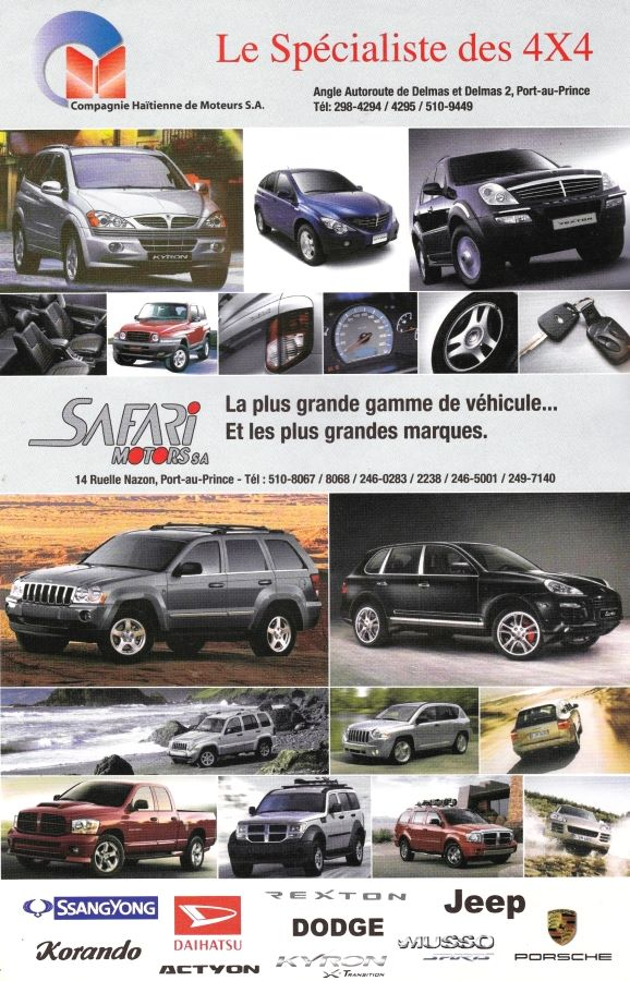 Safari Motors