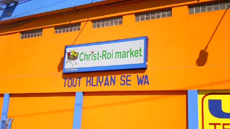 Christ-Roi Supermarche