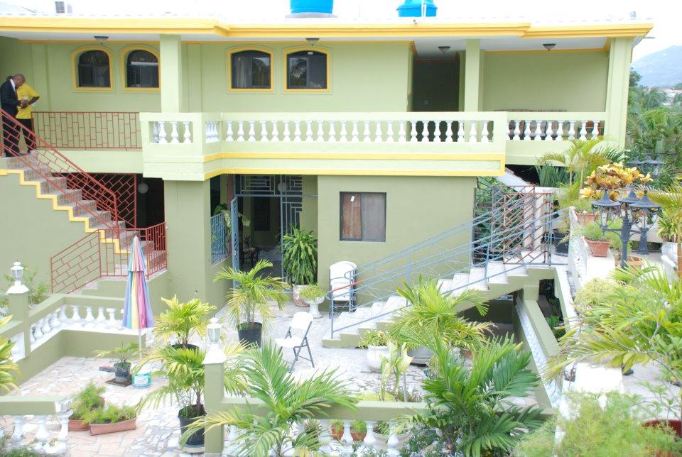 Pavillon Des Receptions et Hotel