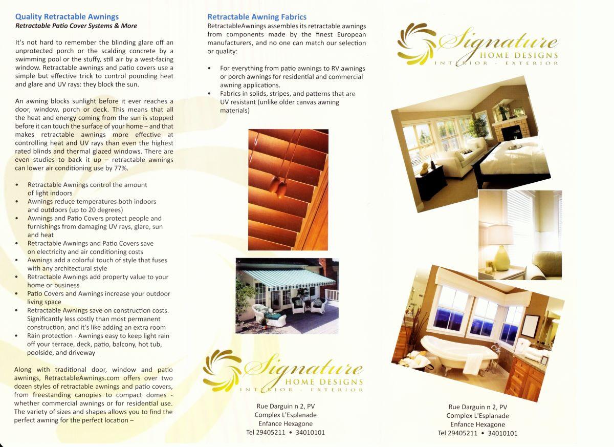 Signature Home Designs