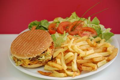 Les Delices Burger