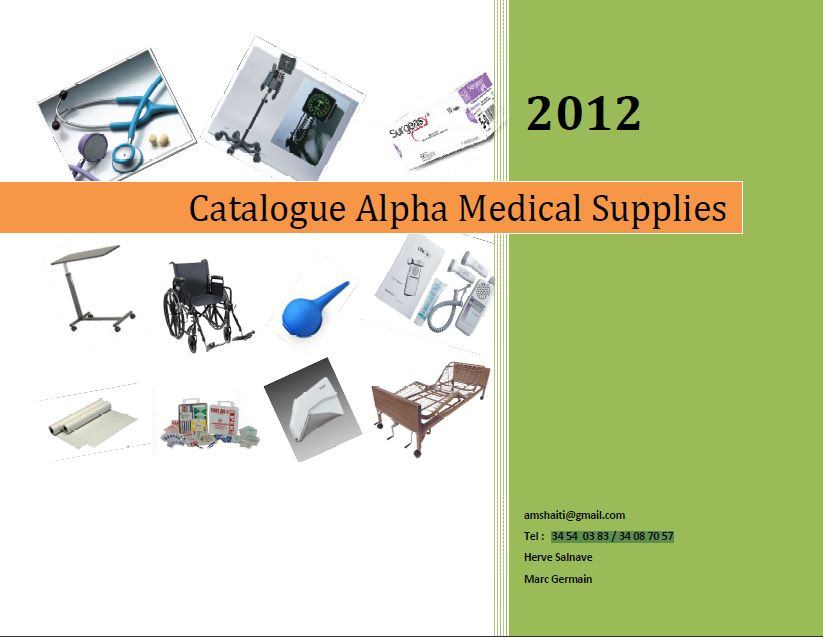 Alpha Medical Supplies