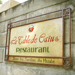 La Table de Caius