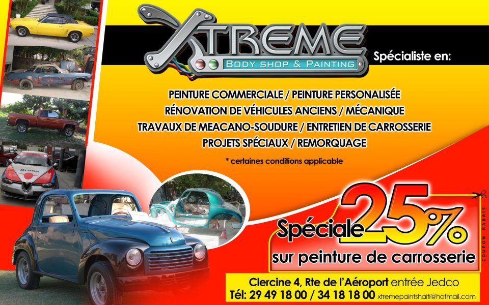 Xtreme Body Shop and Painting
