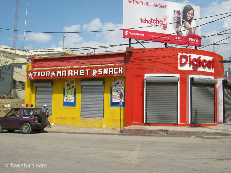 Tida Market & Snack