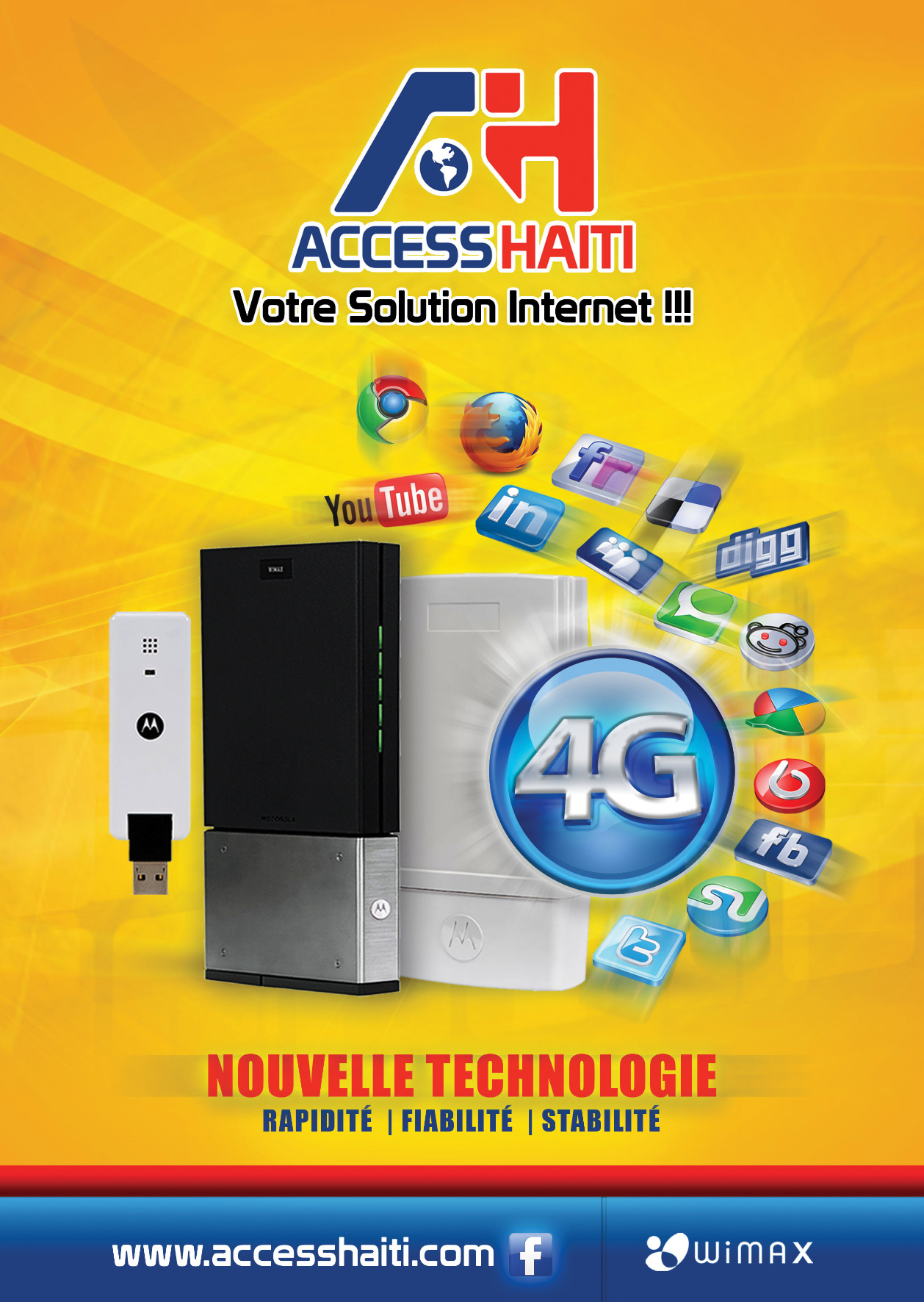 Access Haiti