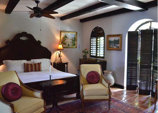 The Inn at Villa Bambou