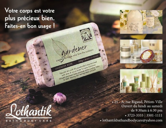 Lothantik Bath & Body Care