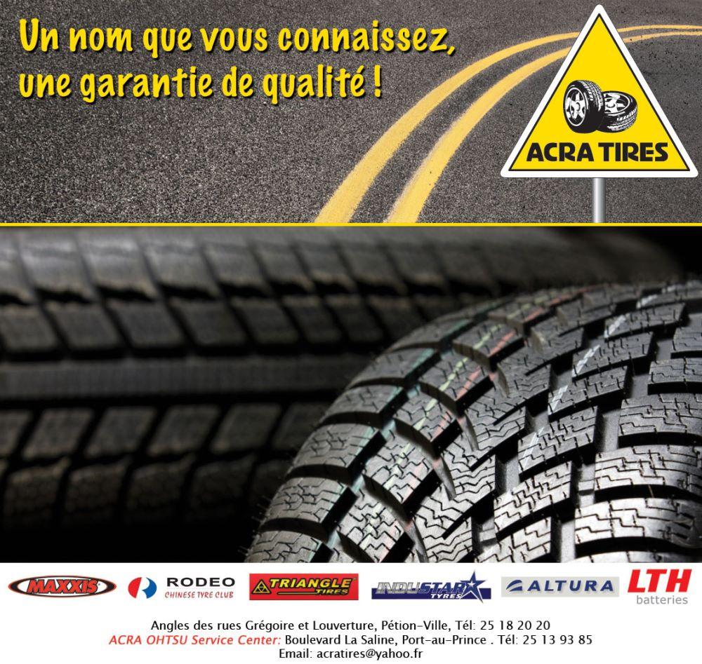 Acra Tires