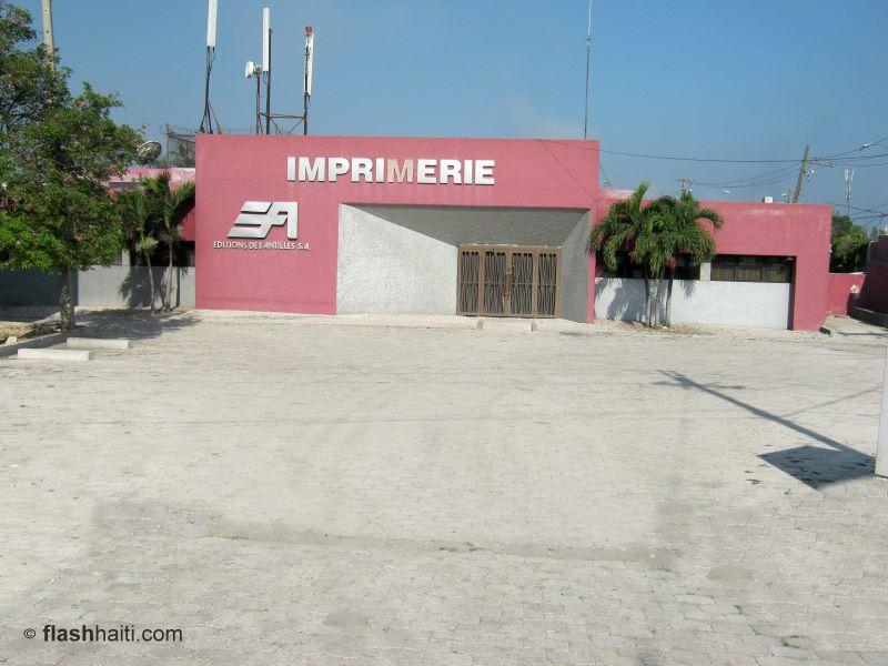 Imprimerie Editions des Antilles