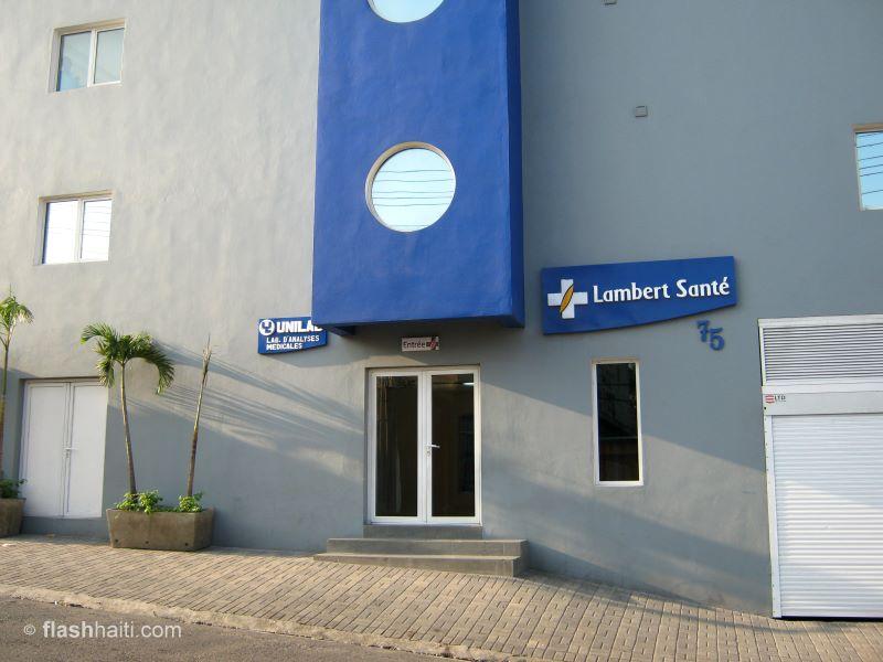 Lambert Sante (Clinique Chirugicale)
