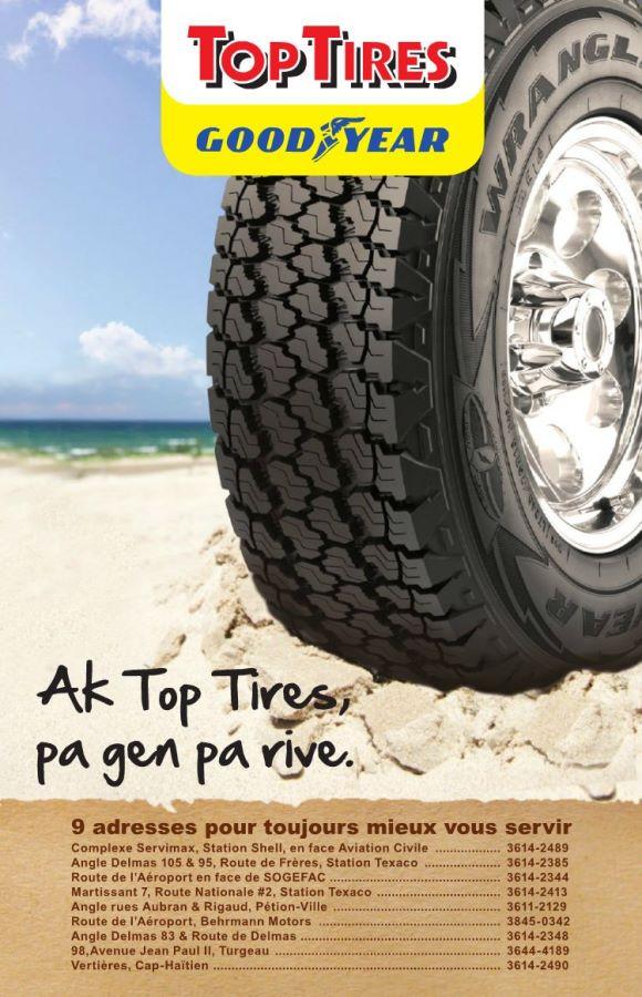 Top Tires (PR Entreprise S.A.)
