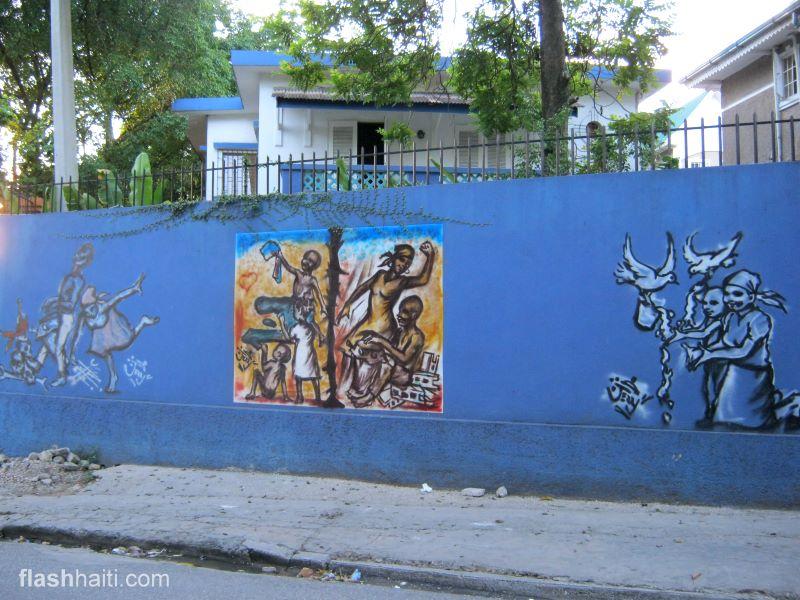 MEN NOU, Les Artisans d Haiti