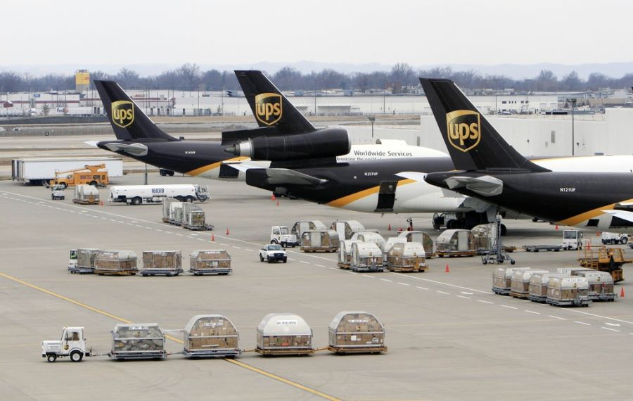 UPS / IBO Courrier Express