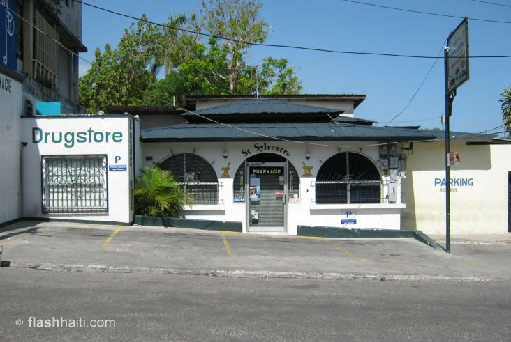 St Sylvestre Pharmacie