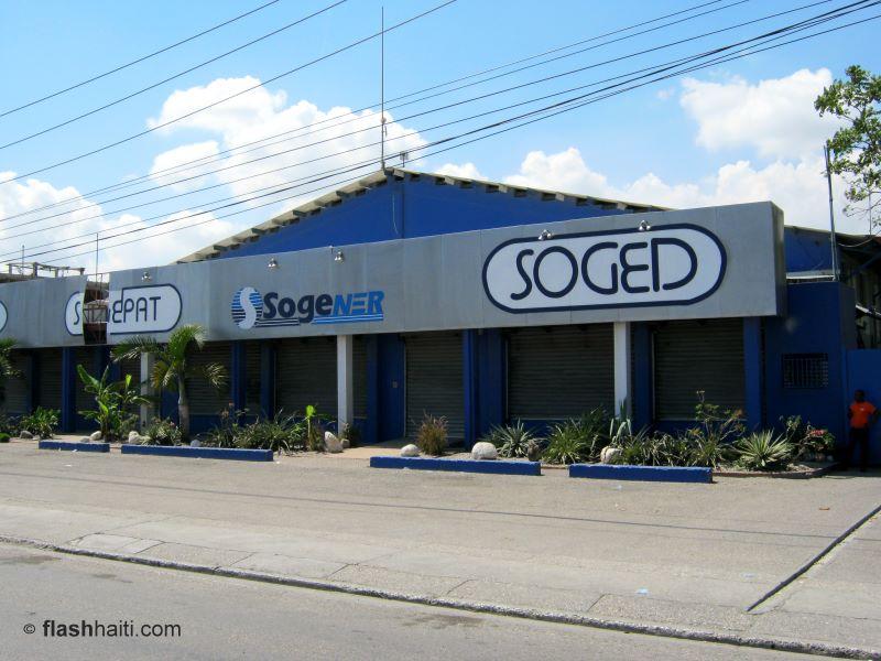 Sogepat (Societe Generale de Pieces Automobiles)