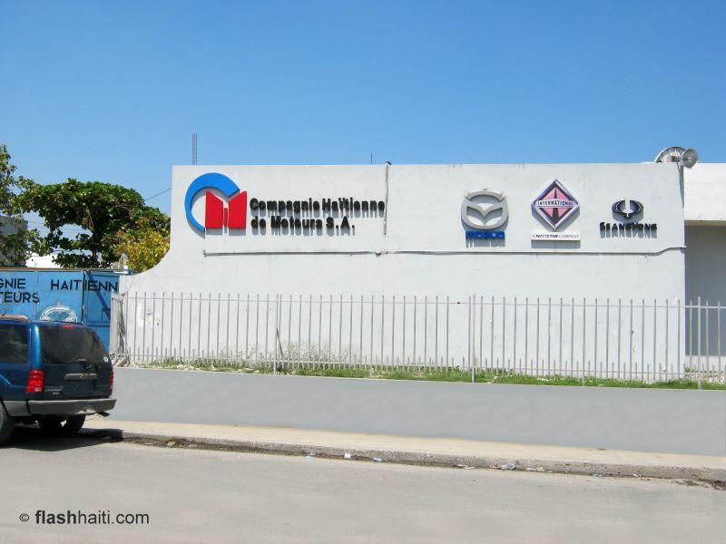 Compagnie Haitienne de Moteurs (CHDM)