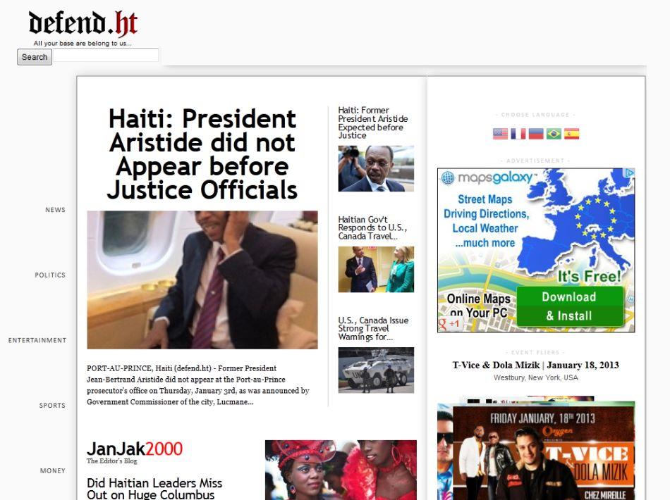 Defend Haiti