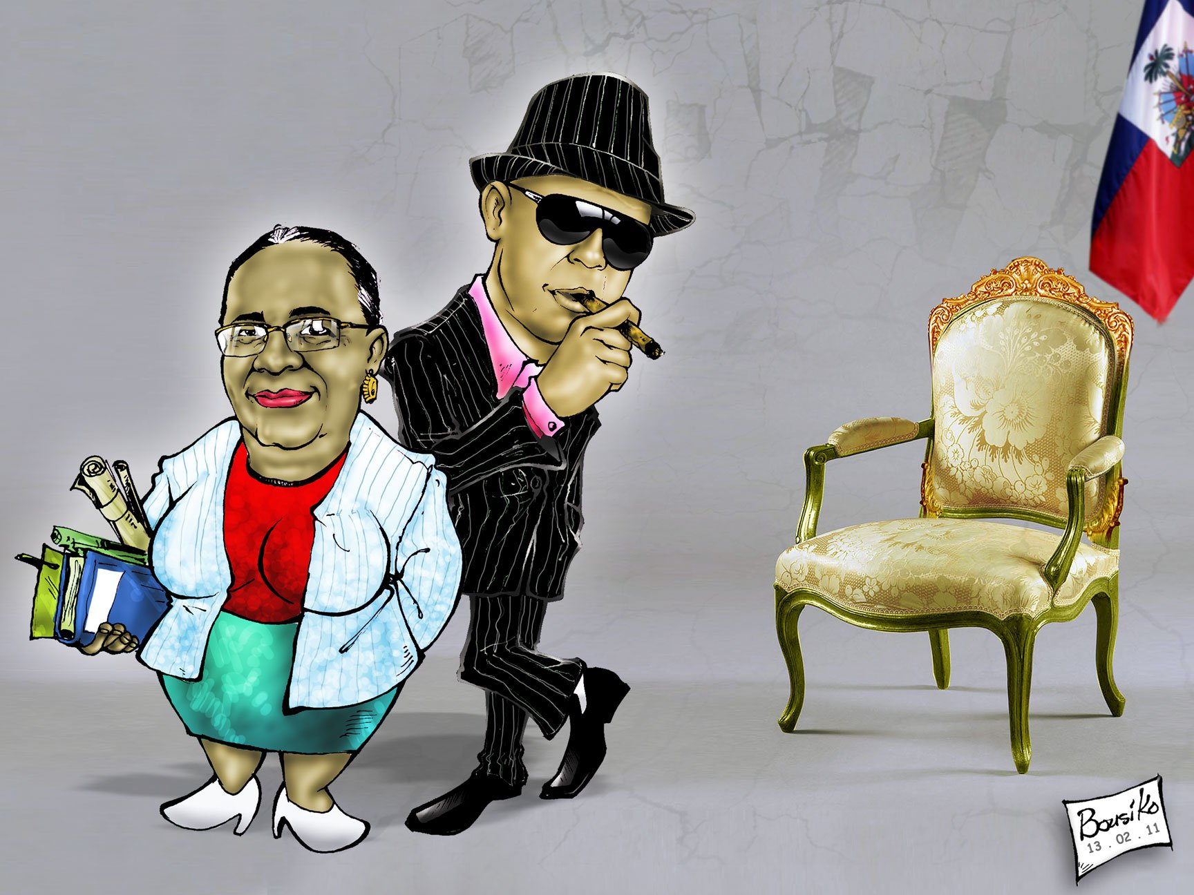 Bousiko (Jerry Boursiquot)
