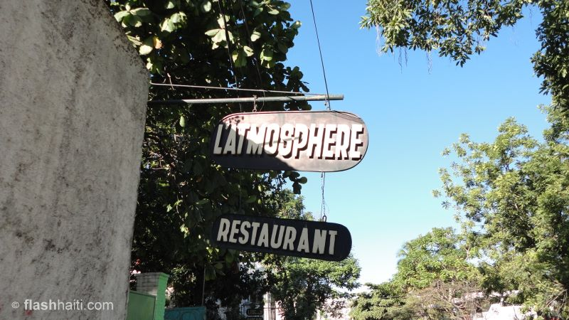l Atmosphere Restaurant