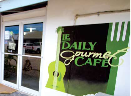 Le Daily Gourmet Cafe