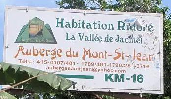 Auberge du Mont Saint Jean