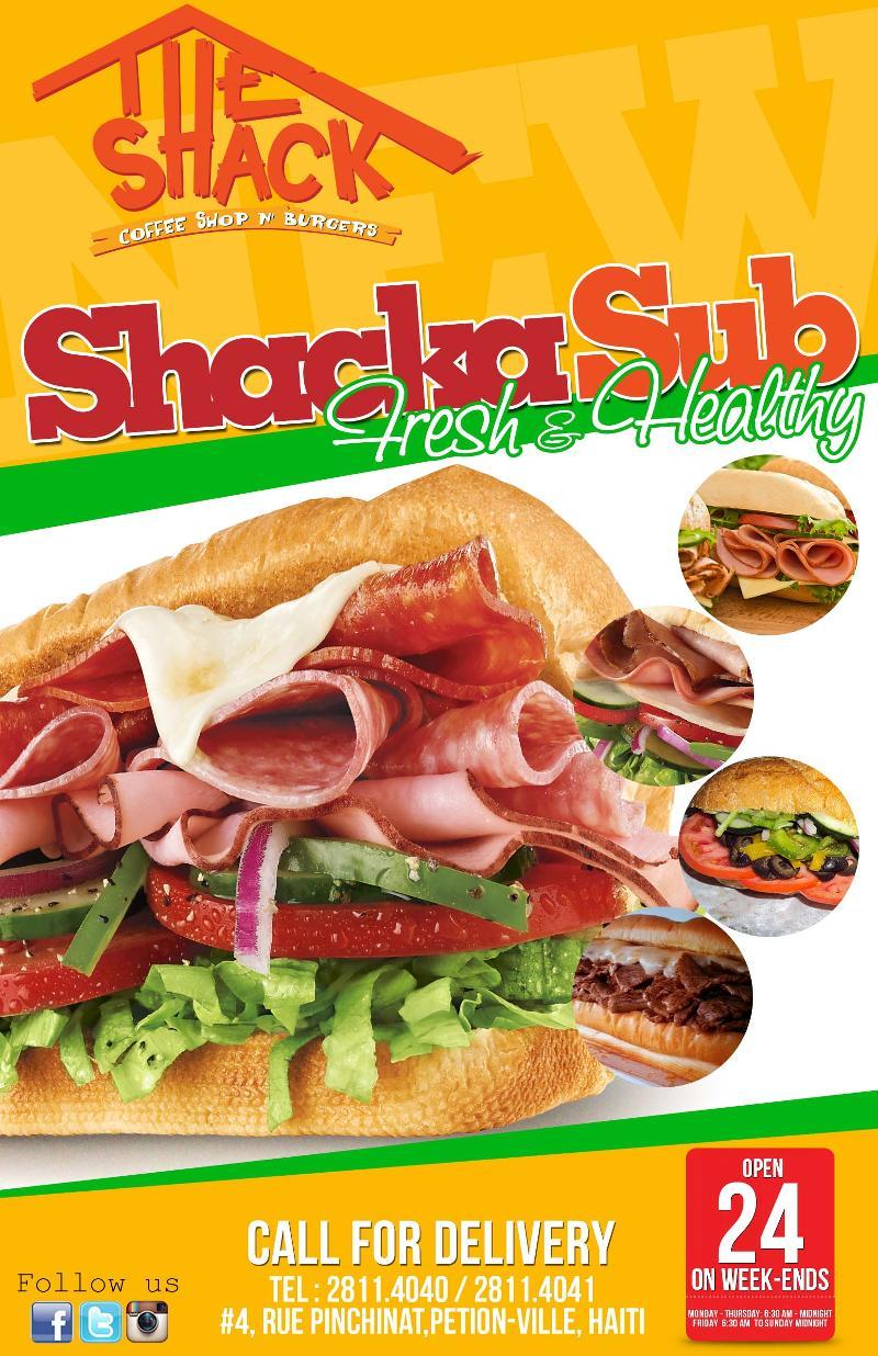 The Shack Coffee Shop n Burgers