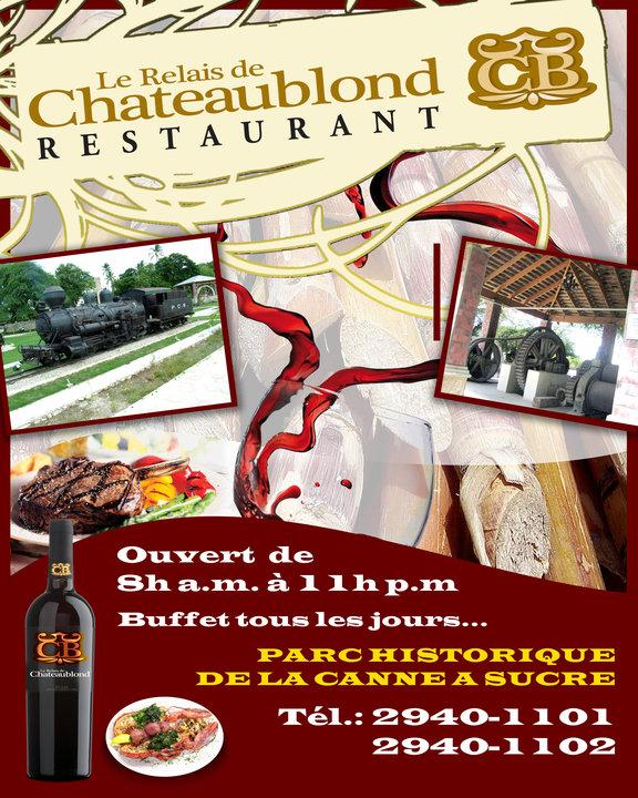 Le Relais de Chateaublond