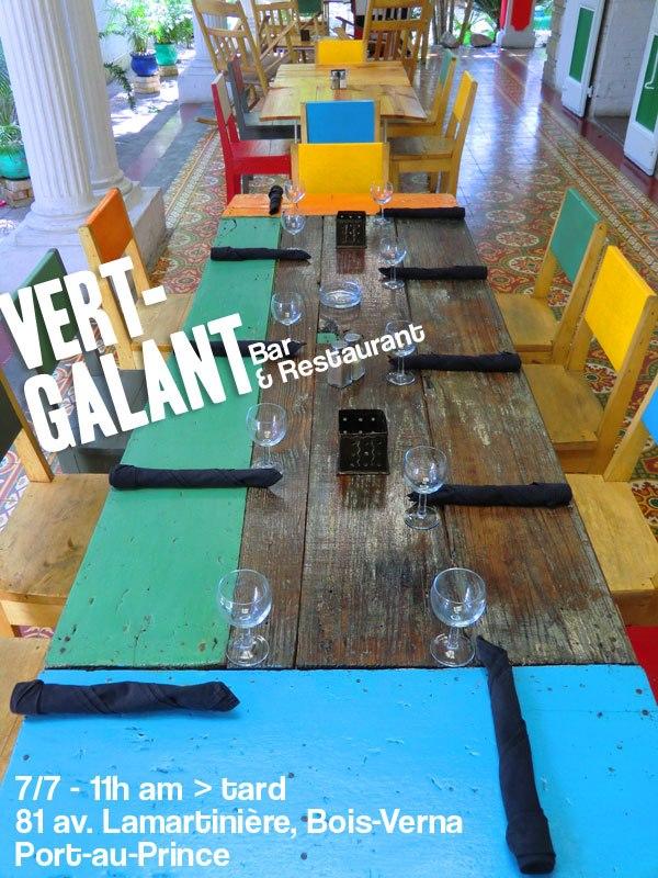 Vert-Galant Bar & Restaurant